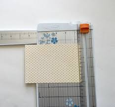 small photo album how to create a hinge waterfall mini album page snapguide