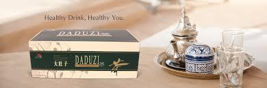 Teh Daduzi sempurnakan pola hidup sehat dengan teh daduzi jaco tv shopping