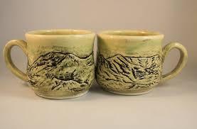mugs bowls platters etc maggie fretz kilning it handmade