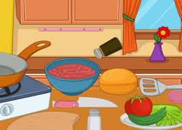 jeux de fille cuisine serveuse jeux de cuisine gratuit