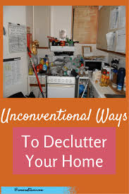 7 unconventional ways to declutter your home living sweet moments