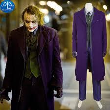 Halloween Joker Costume Compare Prices On Halloween Joker Costumes Online Shopping Buy