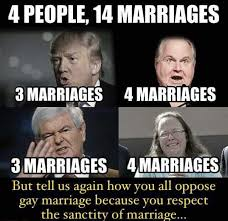 Happy Marriage Meme - 108 best gop family values images on pinterest politics family