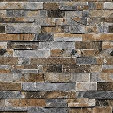 Faux Brick Interior Wall Covering Faux Stone Wall Covering Amazon Com