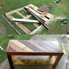 Pallet Patio Furniture by Diy Pallet Coffee Table Or Tv Unit