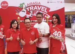 airasia travel fair airasia travel fair held in bali offers various fascinating