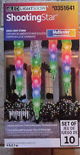 Multi Color Icicle Lights Led Icicle Lights Ebay