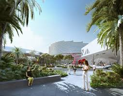 revealed arquitectonica u0027s new design for the miami beach