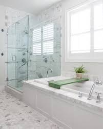 Bathroom Shower Windows California Cape Cod Beach Style Bathroom Orange County By