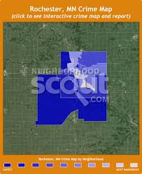 rochester mn map rochester mn crime rates and statistics neighborhoodscout
