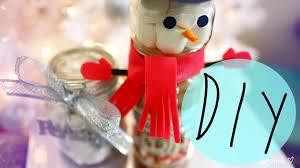diy cute holiday gift ideas using jars ann le youtube