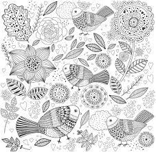 131 dessins de coloriage anti stress à imprimer