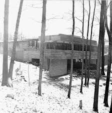 Usonian House by Herbert Jacobs House Frank Lloyd Wright Foundation