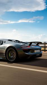 Forza Horizon 3 Porsche 918 Spyder Be Wallpaper 1080x1920