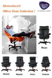 Stressless Office Chair by Stressless Hong Kong Furniture and
