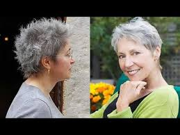 pictures of over the ear hair styles very stylish short haircuts for women over 50 older women