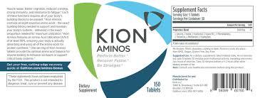 Amazon Com Pure Branched Chain Amino Acids Bcaa Powder Kion Aminos