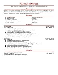 Payroll Specialist Resume Sample Best Legal Coding Specialist Resume Example Livecareer