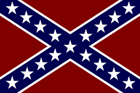 Blue Flag With Stars Image Csa 17 Star Southern Cross Flag Jpg Confederate States