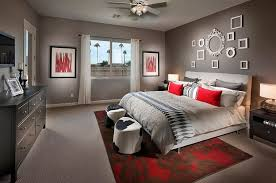 red black and grey bedroom ideas polished passion 19 dashing bedrooms in red and gray