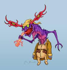 Traditional Halloween Monsters Halloween 13 Boogieman By Monster Man 08 On Deviantart
