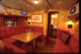 Wooden Interior by Boat Varnish Wood Interiors Need Tlc Too Boatus Magazine