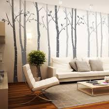 n sunforest 8ft birch tree vinyl wall decals nursery forest