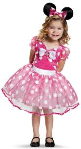 u0027s pink minnie mouse deluxe tutu halloween costume toddler