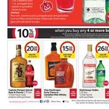 Crystal Comfort Liqueur Winn Dixie Alcohol Circular Oct 02 To Nov 05