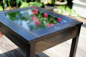 shadow box glass coffee table shadow box table u2013 features