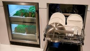 Indoor Kitchen Integrated Indoor Edible And Ornamental Indoor Gardens At Eurocucina