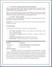 hr executive resume sample in india resume qualifications and skills examples latest format of cv