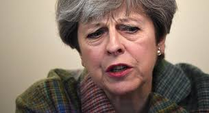 uk election 2017 exit poll british pm may poised to lose election