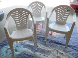 Best Spray Paint For Plastic Chairs Plastic Deck Chairs Chair Design And Ideas