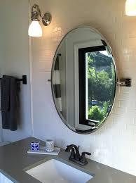 Bathroom Mirrors At Home Depot Bathroom Ideas Framed Oval Home Depot Bathroom Mirrors Above
