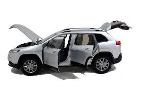 Jeep Cherokee 2016 1 18 Scale Diecast Model Car Wholesale Paudi