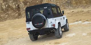 lifted land rover defender land rover defender 90 110 tuning u0026 styling u0026 interieur