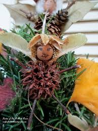 diy natural fairy ornaments http ourfairfieldhomeandgarden com