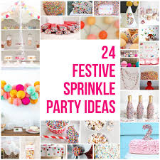 party themes party themes sprinkled with party ideas