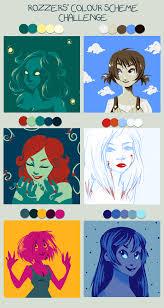 Colour Scheme by Rozzers Color Scheme Challenge By Aninael On Deviantart