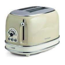 ariete tostapane ariete 155 toaster vintage 2 fette tostapane retr祺 810w in metallo