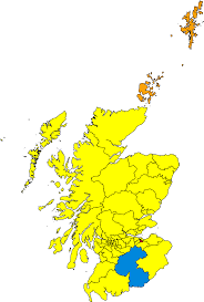 Election Maps Are Telling You How Scotland Votes A Guide To The General Election The Common Green