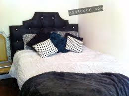 How To Make A Tufted Headboard How To Make A Diy Tufted Headboard The Makeup Kit