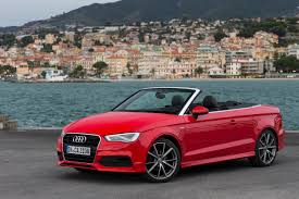 audi convertible spied 2015 audi a3 cabriolet us spec caught in the wild the