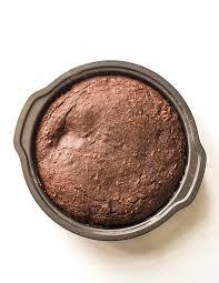 coconut chai chocolate cake