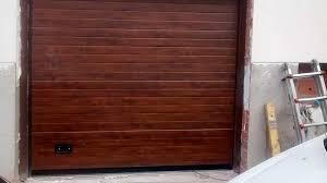 puertas de cocheras automaticas puerta de garaje autom磧tica seccional puertas fermar