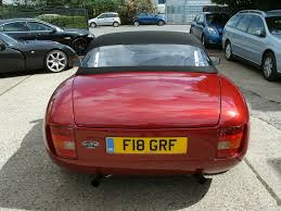 used 1996 tvr griffith for sale in herts pistonheads