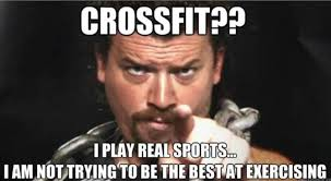 Crossfit Open Meme - best mocking crossfit memes on the internet