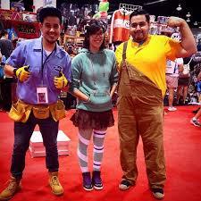 Wreck It Ralph Costume Diy Disney Group Costumes Popsugar Smart Living