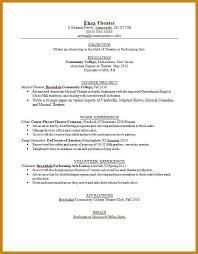 Resume Ending Sample by Download Teenage Resume Sample Haadyaooverbayresort Com